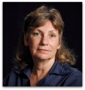 Marsha Saxton, headshot