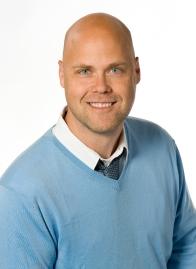 Michael Palmer, headshot