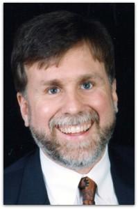 Paul Schroeder, headshot