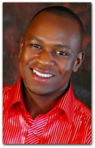 Robert Nkwangu, headshot