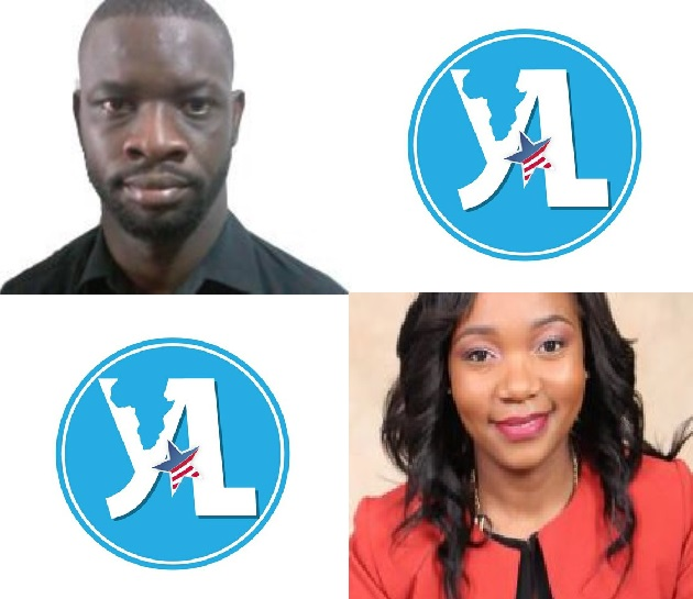 Link to WID Hosts Summer 2016 YALI Mandela Fellows; image of the two summer 2016 YALI fellows
