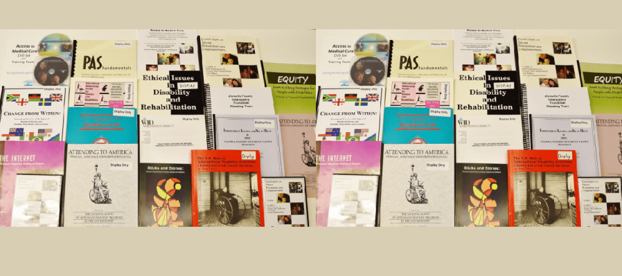 A display of WID publications