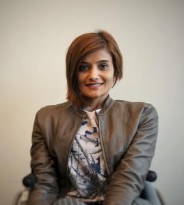 Amrita Gyawali, headshot