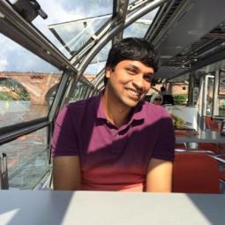 Headshot of Kiran Kaja