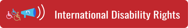Link to International Disability Rights page