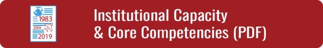 Link to Institutional Capacity and Core Competencies page.