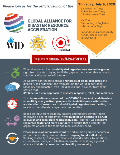 "Infographic. Accessible version available, follow link titled ""Link to download full invitation for the launch of the Global Alliance (Accessible PDF)"""