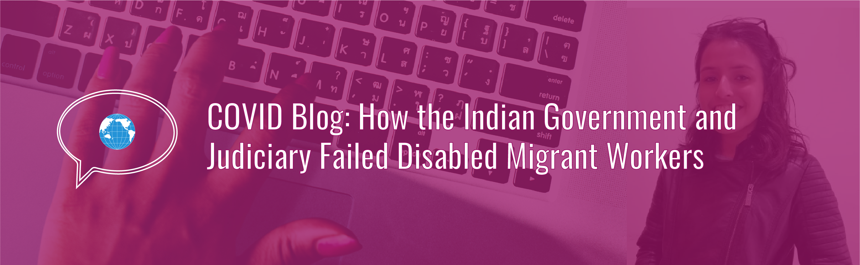 COVID blog banner_Disabled Migrant Workers